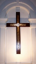 chancel cross 72x128